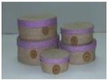 Корзины из джута купить по низкой цене в интернет магазине AMLISA
